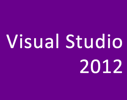 Visual Studio 2012 Solution Explorer, ToolBox ve Properties Alanları