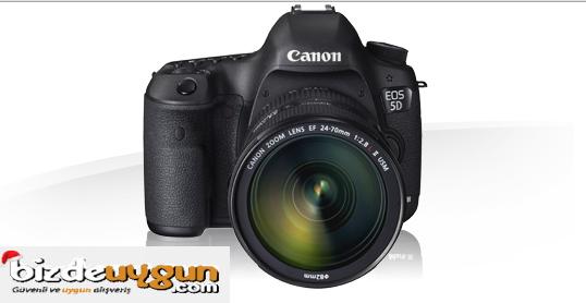 Canon fotoğraf makinesi ile standartları aşın